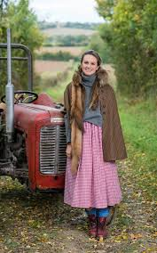 country style how the country set u0027s most stylish wear red fashion