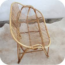 canape en rotin épinglé par vidal sur mobilier canapé vintage rotin