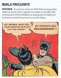 Meme Batman Robin - conoces la historia del meme de batman cacheteando a robin