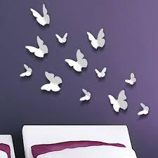 walplus 3d butterfly wall decal reviews wayfair ca