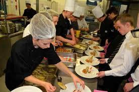 cuisinier en collectivité collège de la lys