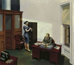 la nuit au bureau edward hopper 69 best edward hopper images on edward hopper paintings