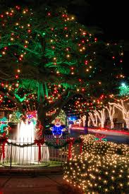 the 1 million lights in downtown forest city north carolina with