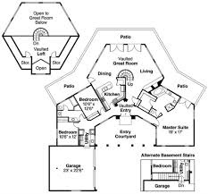 blueprint quickview front luxury home s plans plano casa lujosa y