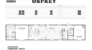 16x80 Mobile Home Floor Plans by Osprey 16x80 N U0026m Mobile Homes Manufactured Homes Charleston Sc