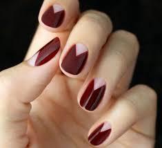 best 25 maroon nail polish ideas on pinterest burgundy nail