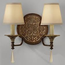 Murray Feiss Wall Sconce Murray Feiss Double Wall Sconces At Carolina Rustica