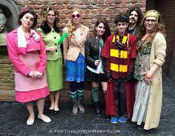 dressing up in harry potter costumes u2022 for the love of harry