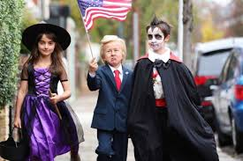 Donald Trump Halloween Costume Are Kids Really Dressing Up As Donald Trump This Halloween