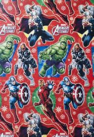 marvel wrapping paper assemble christmas gift wrap wrapping paper marvel 1