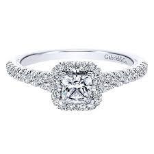 princess cut 3 engagement rings 14k white gold 3 4cttw princess cut halo engagement ring