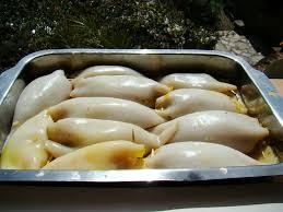 comment cuisiner calamar frais comment cuisiner calamar frais 100 images la recette des