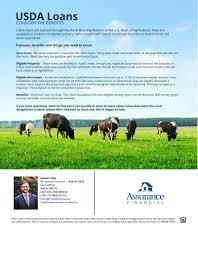 Usda Rual Development by Usda Loan Alabama Ransom Kelly Assurance Financial