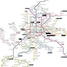 Madrid Subway Map by Madrid Metro Brief History And Photos U2013 Paseosmadrid Com