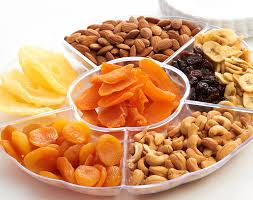 order dried fruit and nut platter large fast delivery