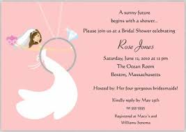 wedding shower invitation wording cool wedding invitations for the ceremony bridal shower