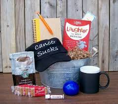 cancer gift baskets gifts cancer patients would to recieve whatnext