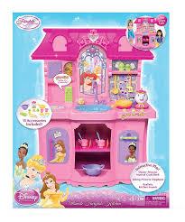 Kitchen Princess Amazon Com Disney Princess Ultimate Fairytale Kitchen Toys U0026 Games