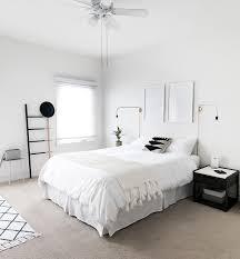 Minimalistic Bedroom How To Achieve A Minimal Scandinavian Bedroom Homey Oh My