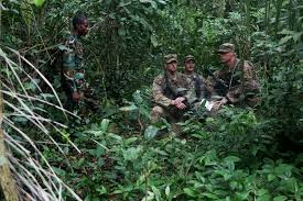 jungle warfare article united states army