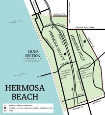Manhattan Neighborhoods Map Hermosa Beach U2013 Ray Joseph Real Estate U2013 Looking At The Beach