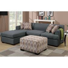 Small Loveseat With Chaise Lounge Loveseat Small With Chaise Sofa Regard To Awesome Home Plan