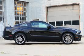 Ford Mustang 2014 Black 2014 Ford Mustang Gt Very Nice
