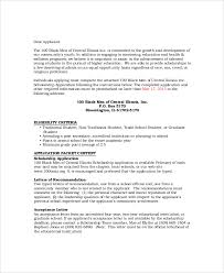 sample scholarship acceptance letter 6 documents in pdf word