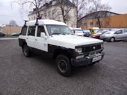 used nissan patrol cars czech republic