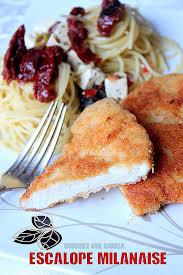 cuisine escalope de dinde escalope de dinde à la milanaise viande escalope