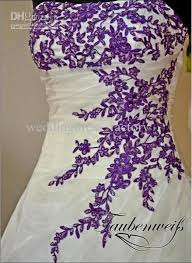 purple wedding dress interesting wedding dresses with purple accents 53 in black
