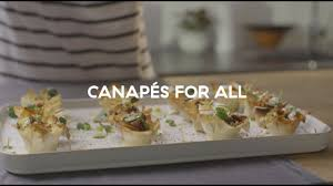 canapes for of entertaining 3 canapés for all