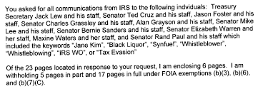 irs encrypts an entire cd of redacted documents in response to