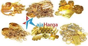 anting emas 24 karat daftar harga emas 24 karat per gram hari ini 2018