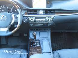 lexus richmond auto mall 2014 lexus es 350 leather navigation package certified
