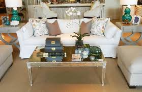 glass coffee table decor living room coffee table decorating ideas rectangle shape glass