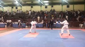 Sho Putri kumite kadet 54 kg putri