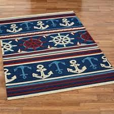 nautical area rugs touch of class