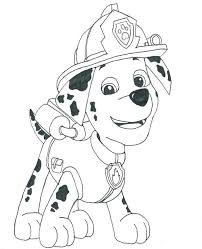 paw patrol coloring pages everest badge colouring ryder paw patrol