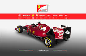 ferrari back view this is ferrari u0027s bold vision for the future of formula one the