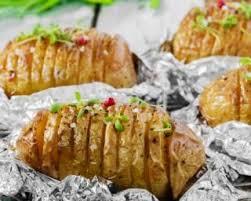 cuisiner pomme de terre recette de pommes de terre à la suédoise au barbecue