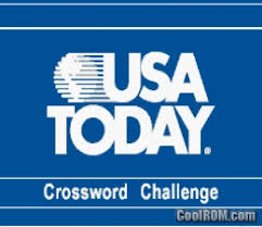 Challenge Usa Today Usa Today Crossword Challenge Rom For Nintendo Ds Nds