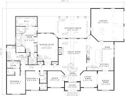 Home Floor Plans With Basement Large Ranch Style House Plans Fresh Stylist Design Ranch Home