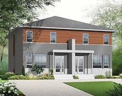 Multi Family House Plans Duplex 52 Best Multi Family House Plans Images On Pinterest Family