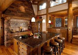 37 Best Home Images On Gorgeous Log Cabin Kitchen Ideas 37 Best Home Ideas