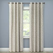 Light Blocking Curtain Liner Tara Stripe Light Blocking Curtain Panel Ivory 50