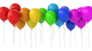 colorful balloons hd wallpaper for destkop background