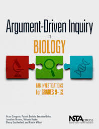 argument driven inquiry in biology lab investigations for grades