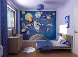 Galaxy Themed Bedroom 15 Fun Space Themed Bedrooms For Boys Rilane