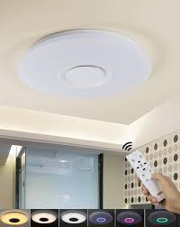 Wohnzimmer Deckenleuchten Design Natsen 15w Led Deckenlampe Deckenbeleuchtue Modern Deckenleuchten